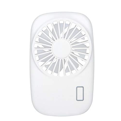 2019 ventilator, USB-camera, klein formaat, draagbaar, ultradun (kleur: wit)
