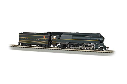Streamlined K4 4-6-2 Pacific Dcc Wowsound Equipped Steam Locomotive Prr #5338 - HO Scale -  Bachmann, 85304