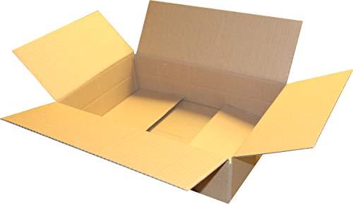 10 St. Post Päckchen Versandkarton 350 x 250 x 100 Größe