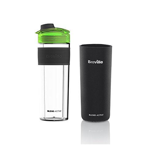 Breville VBL140 Blend Active Pro Flasche, 0,5Liter, transparent