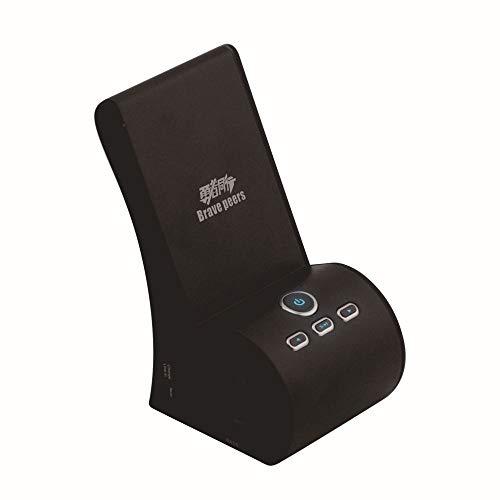 qiyanWireless Bluetooth-Lautsprecher Mini Portable Creative Features Bluetooth Audio Schwarz