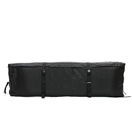 Borsa Da Tetto Roof Top Bag rack Cargo Carrier Deposito bagagli Viaggio impermeabile Oxford Panno Van per Auto Car Styling (Color : 145x80x45cm)