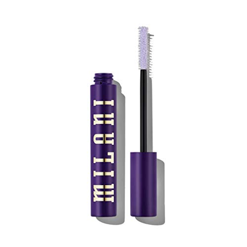 Milani Violet One Lash Primer - Eyelash Primer That Volumizes Your Eyelashes Pre-Mascara, Jasmine Flower Wax Lash Primer To Hydrate, Prep And Condition Lashes, Vegan, Cruelty Free