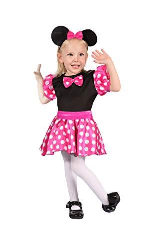 costume carnevale minnie Ciao Topina rosa costume bambina