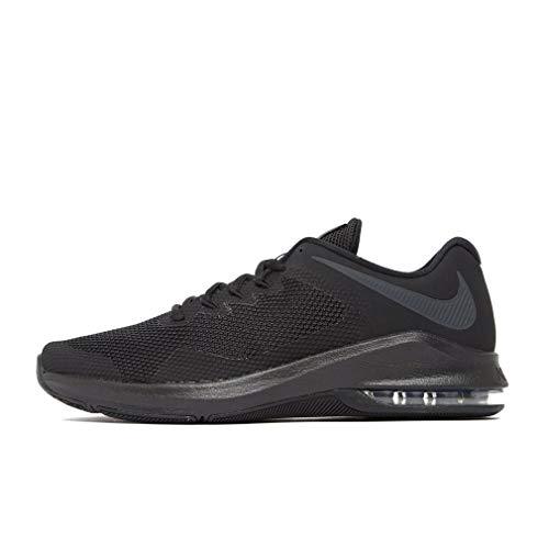 Nike Air MAX Alpha Trainer, Zapatillas de Gimnasia Hombre, Negro (Black/Black/Anthracite 009), 44.5 EU