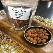 出雲の燻製 アーモンド 燻製 ナッツ スモークナッツ 【�蟹ZUMOAI 燻製工房 雲藍】 (100g, 5個)