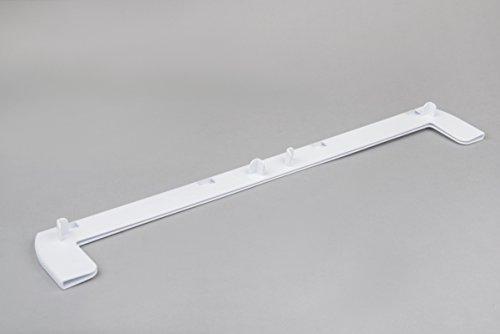 Delantero Marco de Placa Estante de Vidrio para Frigorífico Refrigerador INDESIT / WHIRLPOOL