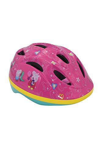 Peppa Wutz Pig Kinder Fahrrad-Helm Deluxe Gr. 51-55 cm