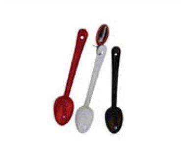 """Clear Plastic Serving Spoon - 13"""" (1 dozen)"""