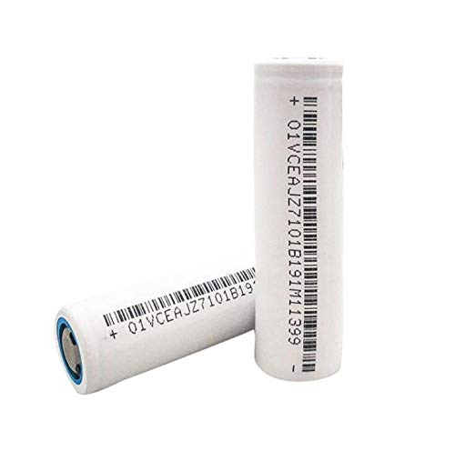 2pcs18650 Power Lithium Battery 3200mah3.7v Rechargeable Battery 3C Discharge Electric Vehicle Battery