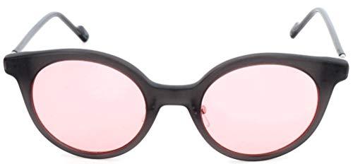 adidas Sonnenbrille AOK007 Gafas de sol, Gris (Gr), 49.0 Unisex Adulto