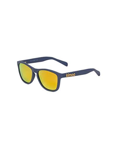 Kimoa - LA Gafas, Azul navy, Normal Unisex Adulto