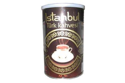 Fein gemahlener Türkischer Kaffee Istanbul Mokka 500g
