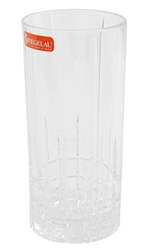 アデリア タンブラー クリア 360ml シュピゲラウパーフェクトサーブ グラス 12オンス クリスタルガラス製 J-4067
