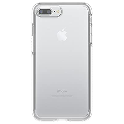 Otterbox Symmetry Clear Series Case for Iphone 8 Plus & Iphone 7 Plus - Retail Packaging - Clear