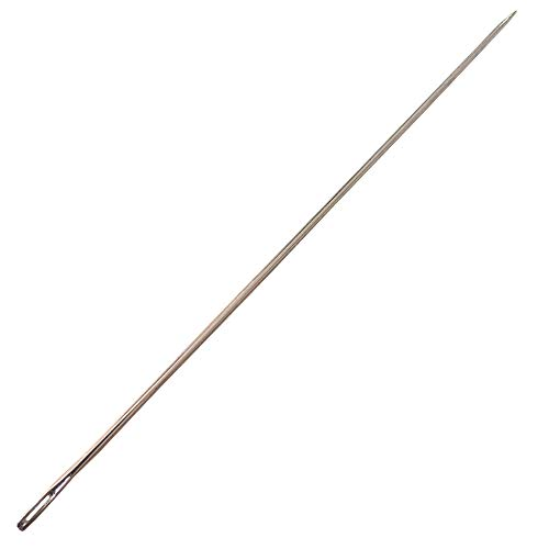 Best Review Of 12'' Professional Upholstery Needle, 6 Gauge (12)