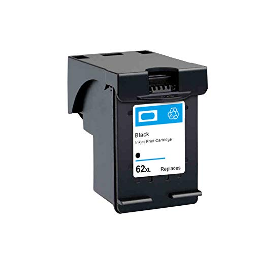 Cartuchos de tinta remanufacturados para impresora HP OfficeJet 200 258 5540 5542 5640 1 negro