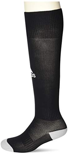 Adidas Unisex Erwachsene Milano 16 Socken, Schwarz/Weiß, 10.5-12 UK (46-48 EU)