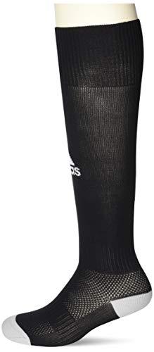 Adidas Unisex children Milano 16 Socks, Black/White, 4.5-6 UK (37-39 EU)