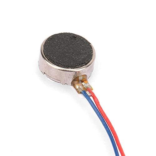 Motor de vibración de motor eléctrico DC 0.02W 0.08A Motor de teléfono...