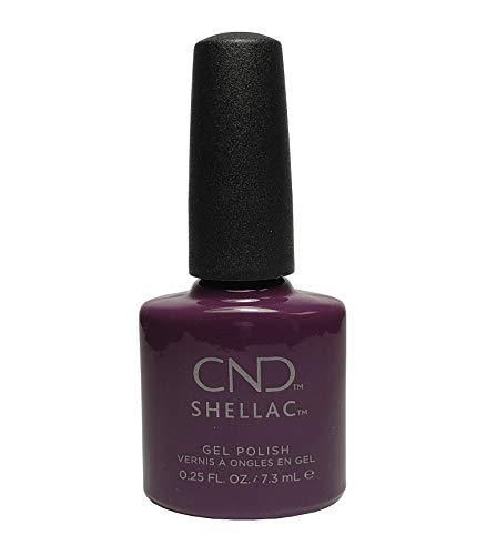 CND Shellac Nail Polish, Rock Royalty, 0.25 fl. oz.