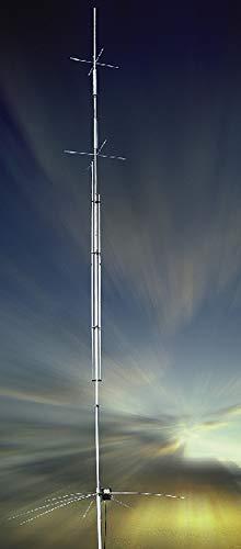 Cushcraft R8 - Antena vertical HF (8 bandas)