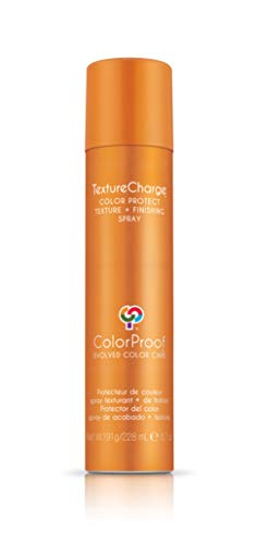 ColorProof Color Care Authority Texture Charge Color Protect & Finishing Spray, 6.7 Oz