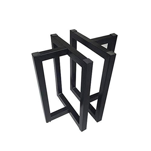 N/Z Life Equipment Pata de Apoyo para Muebles Triángulo de Hierro Artificial Marco en Forma de T para Pata de Mesa Soporte de Mesa a Juego Soporte de Muebles Accesorios Pies de Muebles