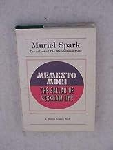 Muriel Spark MEMENTO MORI & BALLAD OF PECKHAM RYE Modern Library