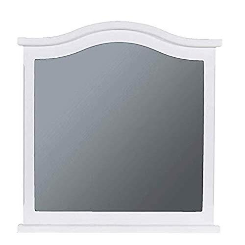 New Classic Furniture Bayfront Mirror, White