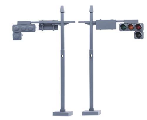 フジミ模型 1/24 ガレージ&ツールシリーズ No.35 交通信号機(車両用/歩行者用)セット GT-35