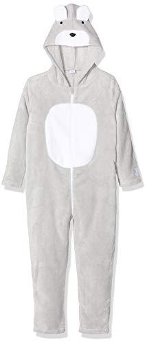 Absorba Jungen 7p53002-ra Surpyjama Zweiteiliger Schlafanzug, Grau (Light China Grey 22), 3 Jahre (Herstellergröße: 3A)
