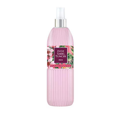 Japanische Kirschblüte, Duftwasser (Kolonya) 150 ml Spray Flasche 80°