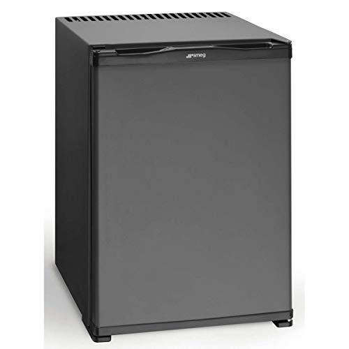 Réfrigérateur encastrable Smeg ABM42-2 - Minibar - 31 litres - Froid statique - Dégivrage automatique - Noir - Classe D / Pose libre