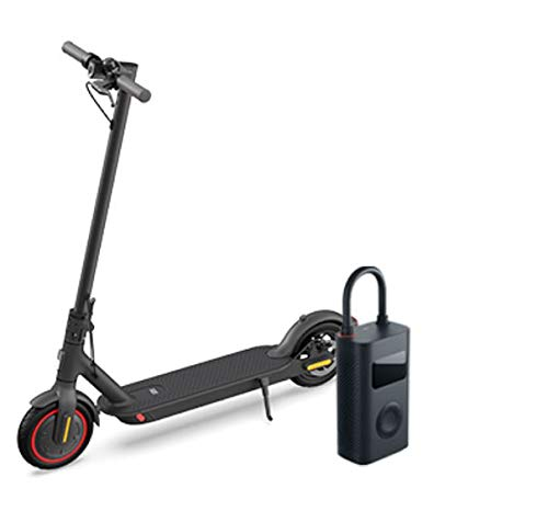 Xiaomi Mi Electric Scooter Pro 2 + Pump pack, Pack Amazon