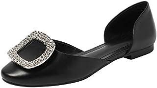 Descuento del 70% barato MENGLTX Sandalias Tacones Altos Mujeres 2019 Diseo De Marca Marca Marca De Moda Rhinestone Decoración Flatforms Zapatos Básicos Mujer Conciso Roma Mulas Zapatos  protección post-venta