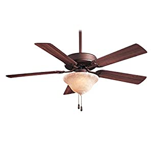 "Minka-Aire F548-ORB/EX, Contractor Uni-Pack, 52"" Ceiling Fan,..."