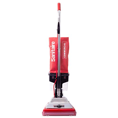 Sanitaire - SC887E SC887 Tradition Upright Vacuum Red