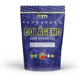 Mm Supplements COLÁGENO con magnesio 200 tabletas 210 g
