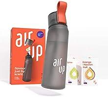 AIR UP Starter kit Gourde avec pods Citron Vert & Orange Passion