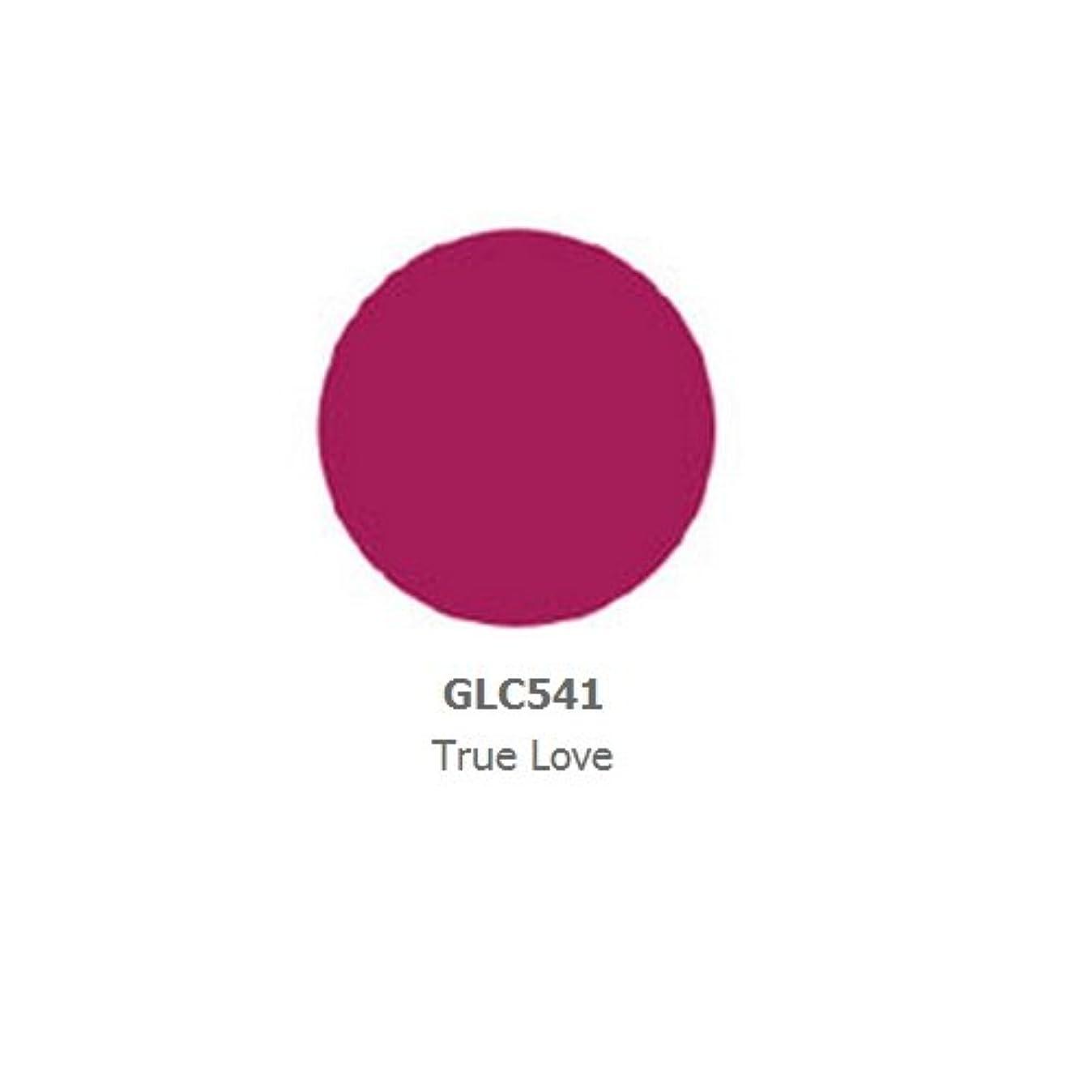 暖炉ブース軍艦(3 Pack) LA GIRL Luxury Creme Lip Color - True Love (並行輸入品)