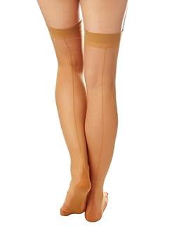 Cette Berlin Women's Suspender Stockings (B004NNUOLA)   Amazon price tracker / tracking, Amazon price history charts, Amazon price watches, Amazon price drop alerts