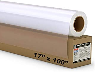Ecotex Waterproof Screen Printing Inkjet Film Transparency - 5 MIL - 1 Roll (17 x 100)