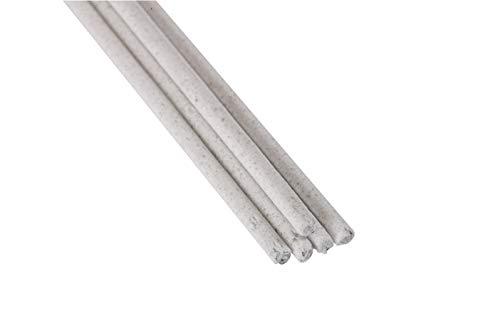 Rothenberger Industrial Aluminiumlot, Ø 1 mm, Länge: 333 mm,flussmittelgefüllt, 5 Stück
