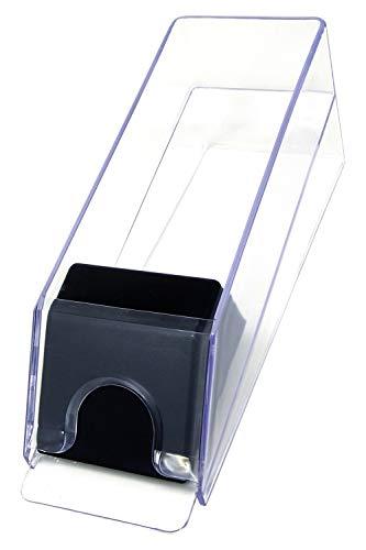 [necker] カードシューター カードシュー カジノ 用品 アクリル 透明 (6デック, クリアー)