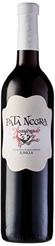 Pata Negra Apasionado Vino Tinto D.O Jumilla - Pack de 6 Botellas x 750 ml