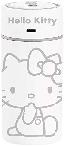 Negative Ion Mute Hellokitty Creative Diamond Cup Humidifier Car Mini Portable Usb Colorful product image