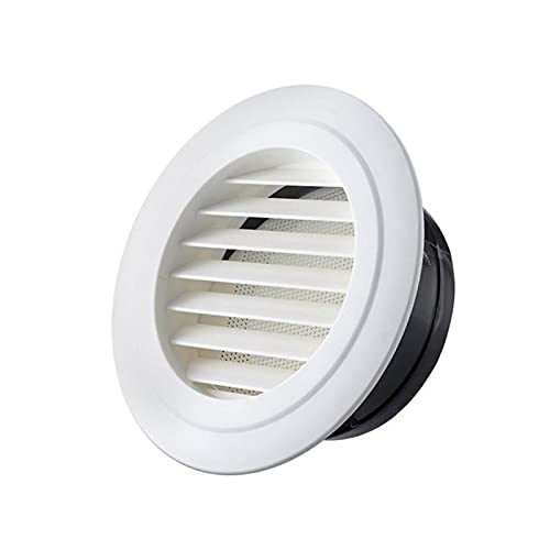 liangzai Abdominales Rejilla de ventilación aérea Interior de Aire Fresco de Aire de Aire Acondicionado Capucha de Escape Cocina Baño Sistema de ventilación Ajustable Hilarity
