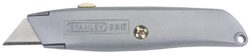 Stanley 10-099 6 in Classic 99® Retractable Utility Knife, 4-Pack