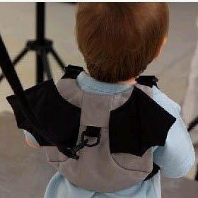 HuntGold Super bébé enfant design de vespertilion sac à dos harnais de sécurité